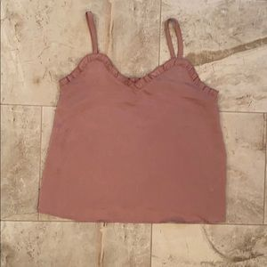 Altar'd state dusty pink blouse